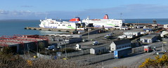 18 04 07 Stena Horizon and Stena Europe at  Rosslare (4) (pghcork) Tags: stenaline stenaeurope stenahorizon rosslare ferry ferries wexford ireland carferry 2018