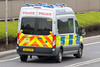 Metropolitan Police | Ford Transit ARV (FrogFootTV) Tags: emergencyvehicles firstresponders policecars policecar ambulance police car vehicles emergency services 999 112 997 911 notruf112 notruf polizei ruttengswagen krankenwagen rettungswagen rtw ambulans pogotowie karetka policja londonpolice metropolitanpolice fordtransit mercedesbenz mercedessprinter londonambulanceservice