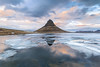 Cloud Atlas - Kirkjufell, Iceland (luigitrevisi) Tags: cold cone europe freezing glacier goldenhour iceland kirkjufell lake landscape mountain nature outdoors panoramic reflection simmetry snaefellsnes snaefellsnespeninsula sunset view wide wild