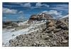 Piz Boe (bavare51) Tags: südtirol dolomiten altoadige berge wolken clouds sky steine schnee