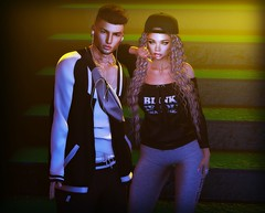 We Can Be Friends (Sadystika Sabretooth) Tags: blackfair catwa chicmoda cosmopolitan foxcity gabriel glamaffair maitreya mandala meshindia phoenix signature stealthic swallow tetra yummy