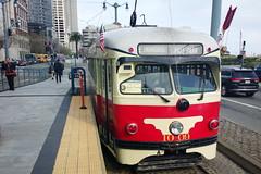 20180411 pcc-at-folsom (Jym Dyer) Tags: marketstreetrailway muni sanfrancisco streetcar transit
