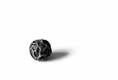 Peppercorn (fishyfish_arcade) Tags: condiment macromondays d3200 nikon pepper sigma105mmf28 macro peppecorn sigma105mmf28exdgoshsmmacro blackwhite blackandwhite monochrome mono bw highkey