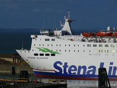 18 04 07 Stena Europe at Rosslare (7) (pghcork) Tags: stenaline stenaeurope stenahorizon rosslare ferry ferries wexford ireland carferry 2018