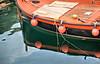 red boat (poludziber1) Tags: city colorful cityscape color colorfull camogli red light liguria italia italy travel water sea