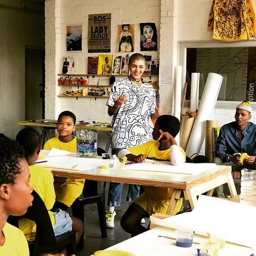 IWD 2018: Johannesburg, South Africa