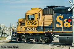 BNSF 2792 | EMD GP39-2 | BNSF Casper Subdivision (M.J. Scanlon) Tags: atsf atsf3665 atchisontopekasantafe bnsf2972 bnsfcaspersubdivision bnsfcasperyard bnsfycas300 bnsfycas300107 bluebonnet business canon capture cargo casper coalcountry commerce digital emd eos engine freight gp392 geep haul horsepower landscape local locomotive logistics mjscanlon mjscanlonphotography merchandise mojo move mover moving outdoor outdoors patched photo photograph photographer photography picture rail railfan railfanning railroad railway santafe scanlon sky steelwheels super track train trains transport transportation tree wow wyoming ycas300 ©mjscanlon ©mjscanlonphotography