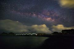 三仙台銀河 (sic Chiu) Tags: 成功鎮 台東縣 台灣 三仙台 八拱橋 銀河 milkyway 6d ef1635mm longexposure 長曝 star