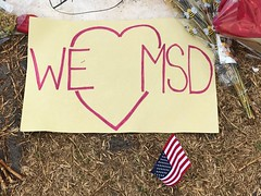 Photo Mar 26, 2 43 21 PM (skitpero) Tags: parkland marjorystonemandouglas florida fl school memorial victims survivors survivor victim flowers signs protest msdhs msdstrong 17 highschool guncontrol neveragain stonemanstrong march soflo remember