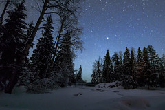 IMG_0015 (Marko Pennanen) Tags: auroraborealis joensuu linnunrata lumi milkyway night nightphotography nightsky northernlights revontuli snow talvi tähdet tähtitaivas vekaruksenulkoilualue vekarus winter