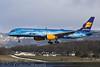 "Icelandair "" 80 years of Avaition"" livery (Dougie Edmond) Tags: plane airplane airport aircraft special scheme winter sunshine canon glasgow scotland unitedkingdom gb"