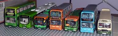 Grouped By Colour... (timothyr673) Tags: nottinghamcitytransport modelbus nct bus model