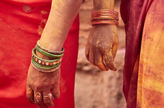 Holi 2018 (nandadevieast) Tags: sony india vrindavan holi