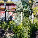 Elsa Topiary thumbnail