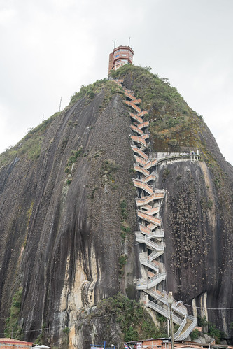 El Peñol de Guatapè