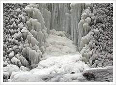 ice world (https://www.norbert-kaiser-foto.de/) Tags: sachsen saxony sächsischeschweiz saxonswitzerland elbsandsteingebirge elbesandstonemountains niezelgrund kraftwerk wasserkraftwerk wesenitz lohmen winter schnee snow eis ice gefroren frozen powerplant