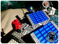 39-8 Lighter Vents (captainmutant) Tags: afol classic space lego ideas legospace minifig minifigures moc sciencefiction scifi exploration legography brickography photography toy