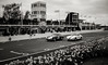 the race... (jonbawden50) Tags: goodwood 76th mm racing members meeting historic vintage race cars pits mono monochrome bw bnw