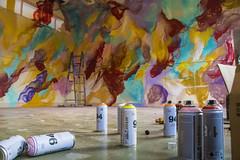 Brique et Brique Ecole et Graff