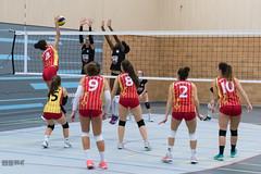 180318_U17M67_Genève-NUC_053 (HESCphoto) Tags: 2nachwuchssmtag aesch damen genèverelève jugend löhrenacker u17 vbcnuc volleyfinalfour2018 volleyball basellandschaft schweiz ch