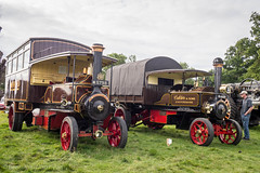 Shrewsbury steam rally 2017 (Ben Matthews1992) Tags: shrewsbury steam rally 2017 august salop shropshire england britain old vintage historic preserved preservation vehicle transport classic foden waggon lorry truck commercial traction engine m5798 m4489