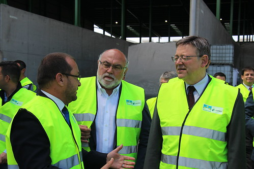 Inauguración ampliación instalaciones Liquimed. Picassent (12-05-2017)