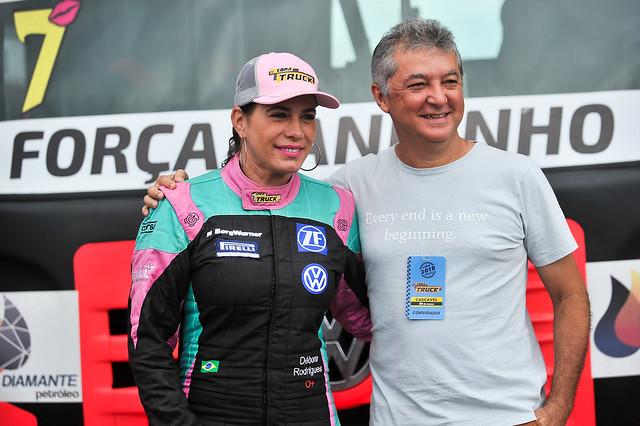 Debora Rodrigues - Foto: Duda Bairros/Copa Truck