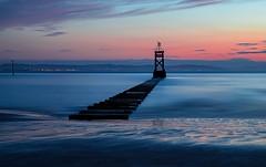 Crosby.....Still (gmorriswk) Tags: landscape seascape sunset firecrest formatthitech longexposure metropolitanboroughofsefton england unitedkingdom gb