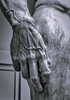 talk to the hand- (jdl1963) Tags: travel italy florence firenze tuscanny sculpture david michael angelo michaelangelo accademia museum indoor black white bw blackandwhite mono monochrome hand vein fingers arm limb michel michelangelo