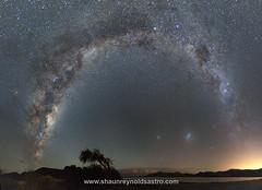 OTAGO  PENNINSULA (Shaun Reynolds) Tags: otagopennisnsula southisland newzealand milkyway stars sagittarius galaxy universe nightsky