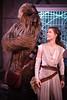 Rey and Chewie (EverythingDisney) Tags: rey starwars starwarslaunchbay tfa theforceawakens wdw waltdisneyworld disneyworld disneyhollywoodstudios chewbacca