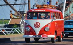1966 Volkswagen T1 Bus XA-24-25 (Stollie1) Tags: 1966 volkswagen t1 bus xa2425 lelystad