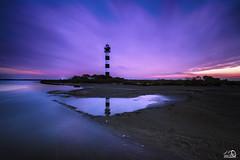 Delta del Ebro (JesusLobato) Tags: amanecer paisaje largaexposicion largaexposiciondiurna diurna nikond3100 filtros lucroit nd10 degradado delta ebro faro puntalabanya