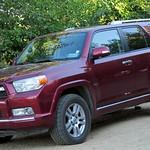 Toyota 4Runner Limited 2012 thumbnail