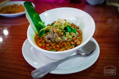 Sichuan Pork Brains - Sichuan Gourmet (sheryip) Tags: food foodporn sher yip pittsburgh sichuan hot spicy fish pork brains