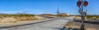 Panorama Train Signal