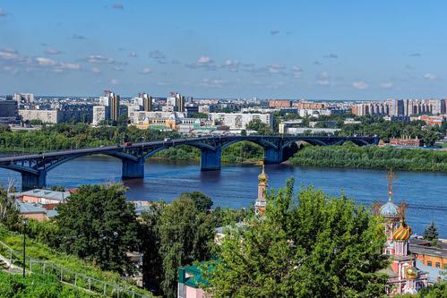 Nizhny Novgorod 4 ©  Alexxx Malev