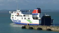 18 04 07 Stena Horizon departing Rosslare (2) (pghcork) Tags: stenaline stenaeurope stenahorizon rosslare ferry ferries wexford ireland carferry 2018