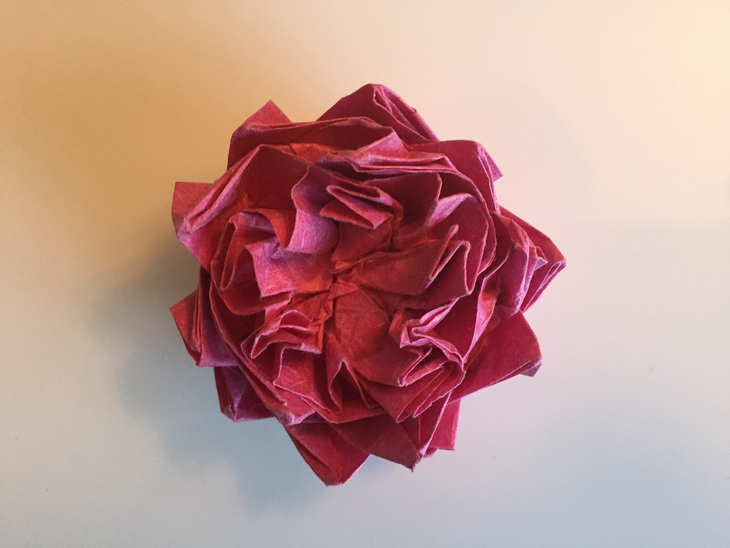 The Worlds Most Recently Posted Photos Of Origami And Rose Flickr