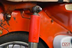 DSC_0643 Mo (golfC65Y) Tags: c65ไฟตก c65y c65ไฟต่ำ cub c65d c65 c100 classic c102 c105 ct ca100 ca102 cm90 cm91 ca105 supercub motorcycle honda thailand vintage super ホンダ スーパーカブ カブ