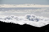 Über den Wolken (Joko-Facile) Tags: clouds hiker hikingtrailmiradordesámara papercut pineforrest pinienwald schattenriss seaofclouds spain tf38 teidenationalpark tenerife teneriffa volcano vulkan wanderer wolken wolkenmeer guíadeisora canarias spanien es