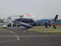 M-YMCM Bell GlobalRanger 429 Helicopter T.J. Morris Ltd (Aircaft @ Gloucestershire Airport By James) Tags: gloucestershire airport mymcm bell globalranger 429 helicopter tj morris ltd egbj james lloyds