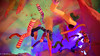Meow Wolf - Santa Fe, NM (OJeffrey Photography) Tags: meowwolf bizarre santafe nm newmexico abstract color panorama pano ojeffreyphotography ojeffrey jeffowens nikon d850 lowlight
