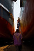 Into the dream (Jawad Khalil Niloy) Tags: dhaka sadarghat ship dockyard paint citylife photography colors beautiful bangladesh 35mm nikon35mm nikon ngc