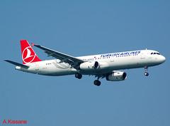 TURKISH A/L A321 TC-JRK (Adrian.Kissane) Tags: turkish istanbul a321 tcjrk 3525