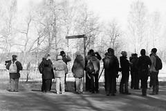 6Q3A6052 (www.ilkkajukarainen.fi) Tags: blackandwhite mustavalkoinen suomi suomi100 espoo finland finlande happy life visit travel traveling travelworld nature luonto suomenoja eu europa scandinavia spring kevät group portrait potretti ryhmä