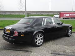 2009 Rolls Royce Phantom (harry_nl) Tags: netherlands nederland 2018 waardenburg rollsroyce phantom 83hkf7 sidecode7 thijstimmermans