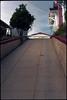 Long climb driveway (ADMurr) Tags: la echo park driveway orange tree painted red brick detail distance clouds sun leica m6 ccc814