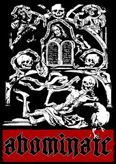 Abominate 2018 (Doomsday Graphix) Tags: hardcore punk rock emo post garage diy grindcore metal crass discharge mob flux pink indians anarchy anarcho art anarchopunk anarchist conflict extreme antisect amebix disorder rudimentary peni doom death industrial music underground uk heavy deathmetal shoegaze 4ad heavymetal indie alternative anok anok4u2 peace