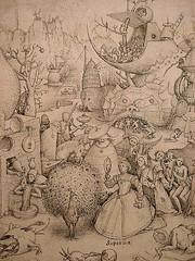 BRUEGEL Pieter I,1557 - Superbia, l'Orgueil-detail 47 (Custodia) (L'art au présent) Tags: art painter peintre details détail détails detalles drawings dessins dessins16e 16thcenturydrawings dessinhollandais dutchdrawings peintreshollandais dutchpainters stamp print louvre paris france peterbrueghell'ancien man men femme woman women devil diable hell enfer jugementdernier lastjudgement monstres monster monsters fabulousanimal fabulousanimals fantastique fabulous nakedwoman nakedwomen femmenue nude female nue bare naked nakedman nakedmen hommenu nu chauvesouris bat bats dragon dragons sin pride septpéchéscapitaux sevendeadlysins capital
